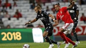 V. Guimarães-Benfica: Lage tenta meter a terceira