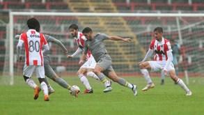 Leixões-FC Porto: Dragão no Mar à procura das 'meias'