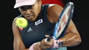 Naomi Osaka-Petra Kvitova: Aí está a final do Open da Austrália