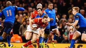 França-País de Gales: Arranca o Torneio das Seis Nações