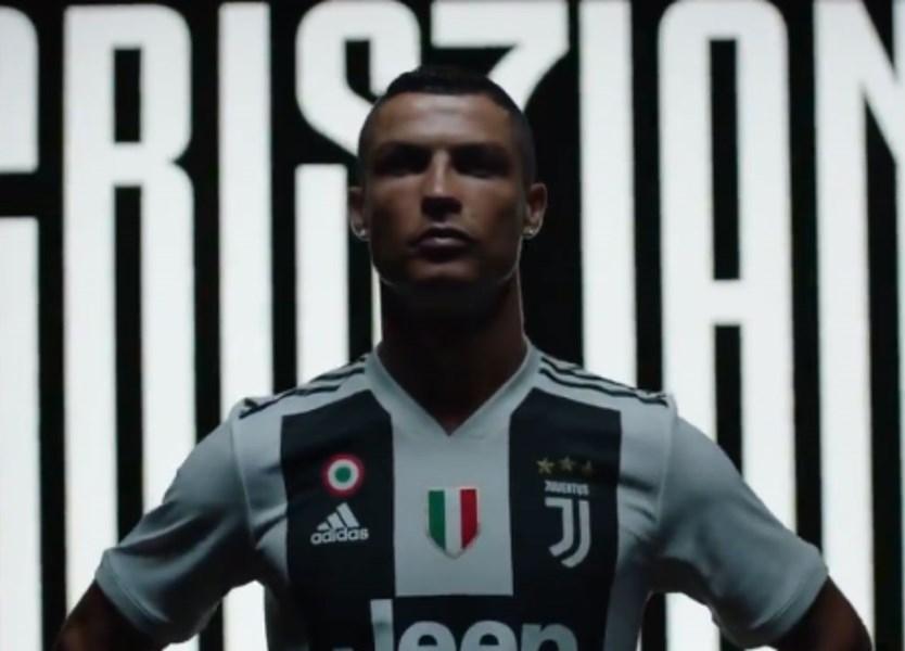 f3b8f5a0dc Juventus exibe os melhores momentos de Cristiano Ronaldo em 2018 - Vídeos -  Jornal Record
