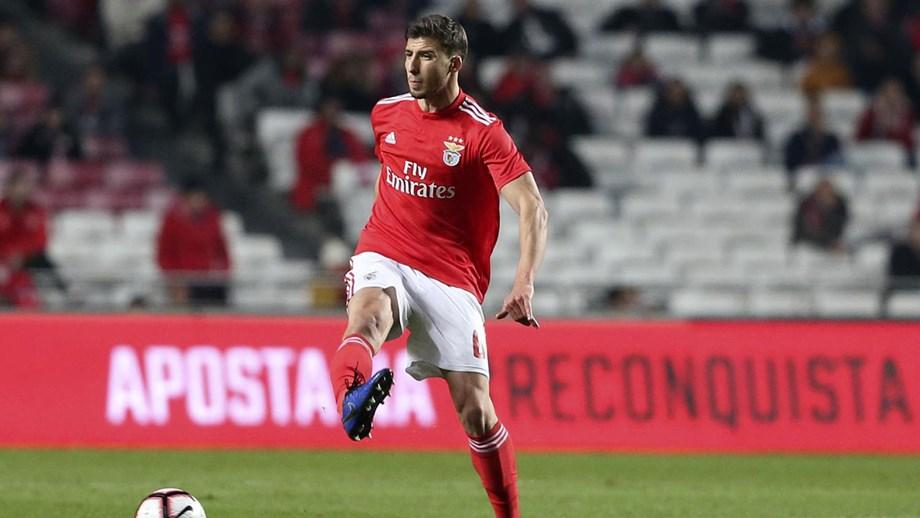 10f67ef3da Rúben Dias volta ao onze - Benfica - Jornal Record