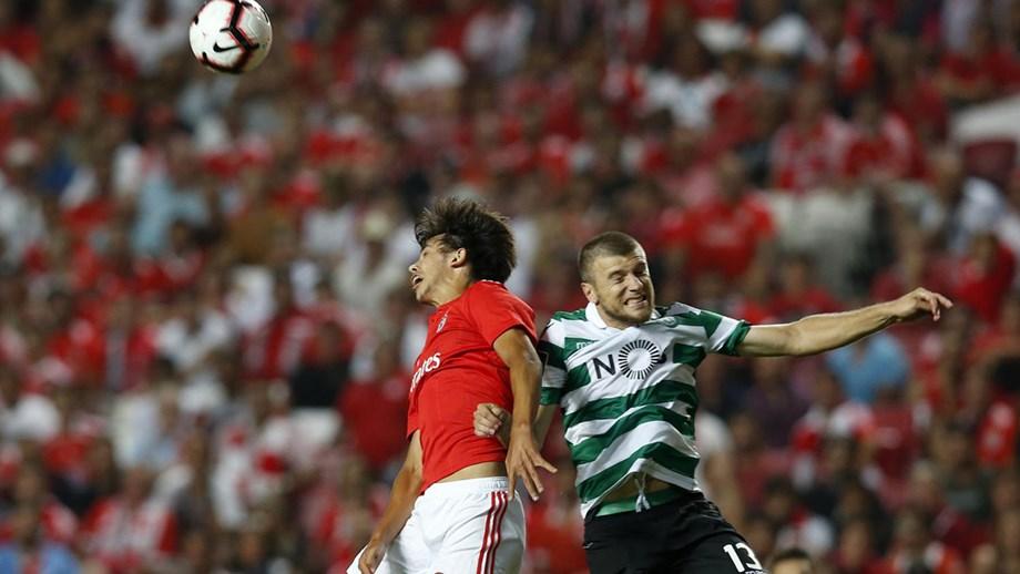 Bilhetes para o dérbi só pela Internet - Benfica - Jornal Record 21d183a1e20e0