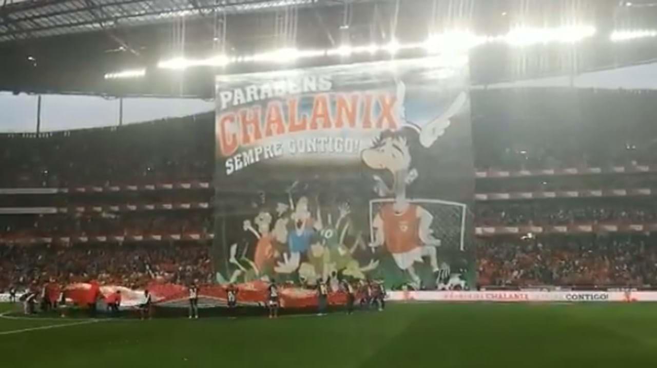 Chalana Benfica: A Arrepiante Homenagem Do Benfica A Chalana No Dia Do Seu