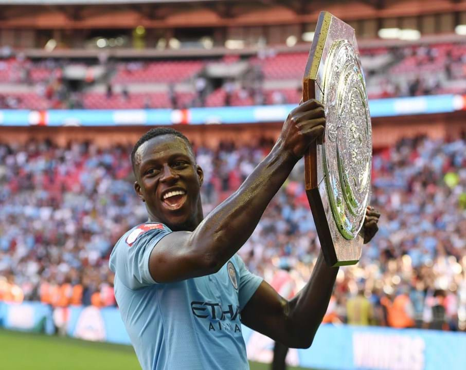 Benjamin Mendy, Manchester City (2017/18)