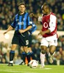 Sylvain Wiltord, Arsenal (2001/02; 2003/04)