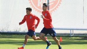 Chivas Guadalajara-Veracruz: Clausura mexicano a todo o gás