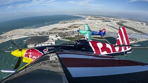 Red Bull Air Race: Abu Dhabi recebe arranque da época