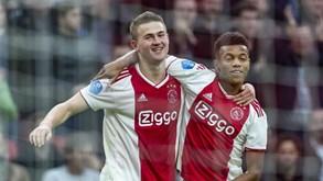 Ajax-Real Madrid: Jogo de históricos