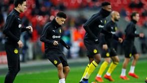 Nuremberga-Borussia Dortmund: Reencontro após goleada da primeira volta