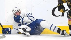 St. Louis Blues-Toronto M Leafs: As emoções da NHL