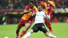 Benfica-Galatasaray: Águias querem imperar na Luz