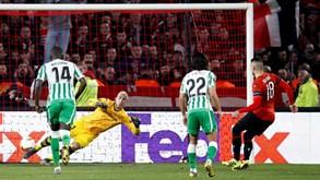 Betis-Rennes: De olho nos oitavos-de-final