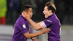 Fiorentina-Atalanta: Arranca a luta por um lugar na final
