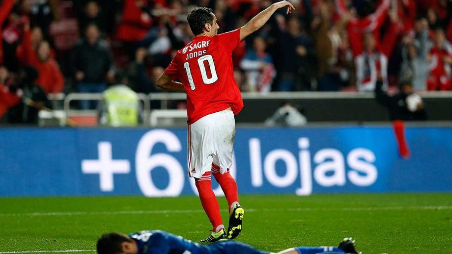 Chalana Benfica: Jonas Orgulhoso Por Usar Mítico Número 10 De Chalana