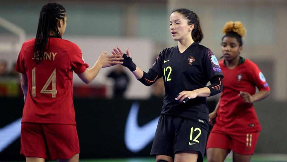 be55d4f90c Lotações quase esgotadas em Gondomar aguardam Portugal no Europeu feminino  de futsal