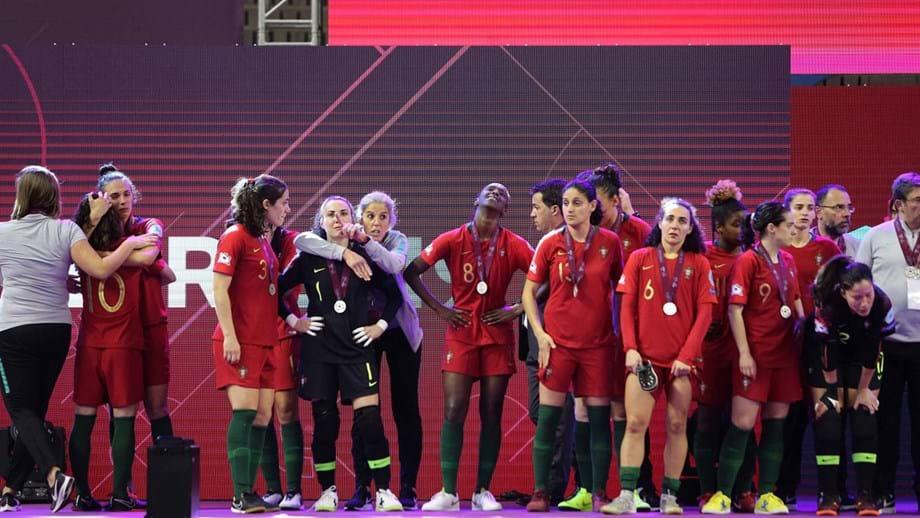 e452213cd2 Saber Mais  Futsal Feminino