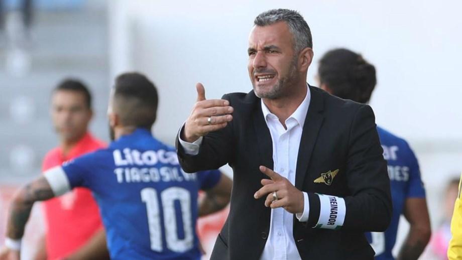 bae938614431f Ivo Vieira  «Os jogadores que tenho são fantásticos» - Moreirense ...