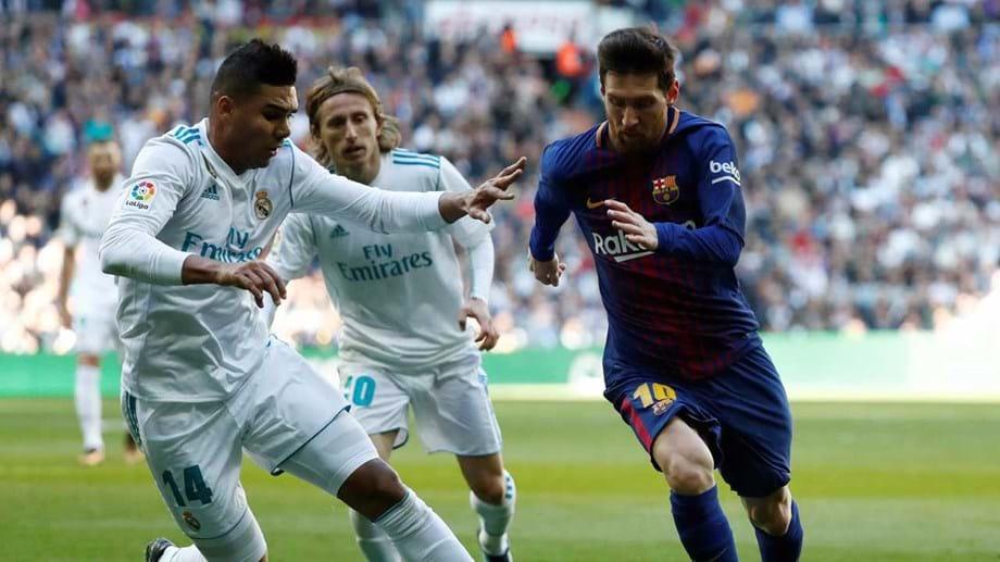 b6043f17e20b7 Os dados que marcam o Barcelona-Real Madrid - Espanha - Jornal Record