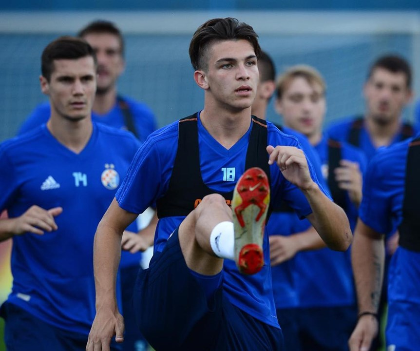 43º. Antonio Marin, 18 anos, Avançado (Dínamo Zagreb)