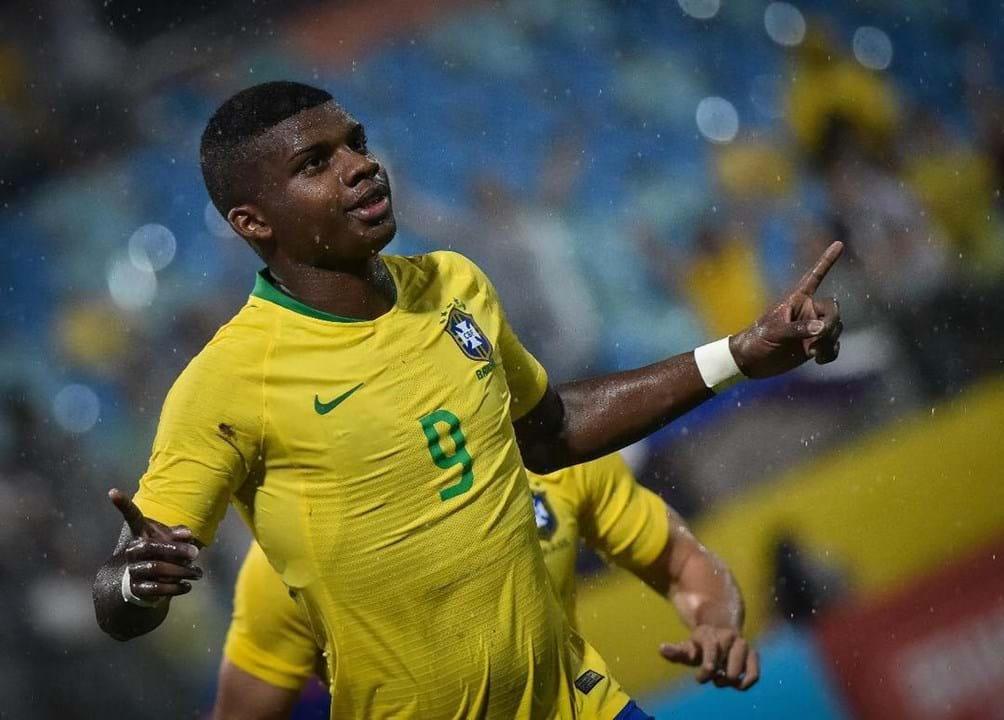 35º. Lincoln, 18 anos, Avançado (Flamengo)