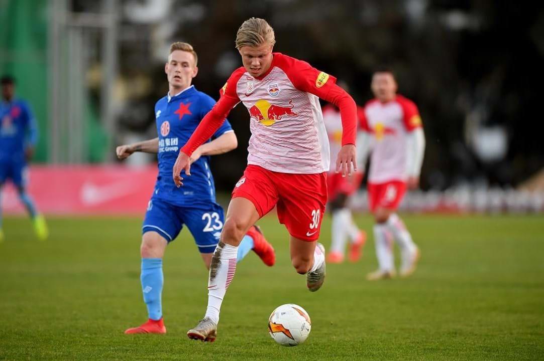 33º. Erling Braut Håland, 18 anos, Avançado (Red Bull Salzburg)