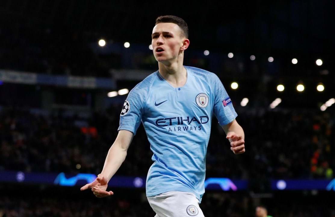 4º. Phil Foden, 18 anos, Médio (Manchester City)