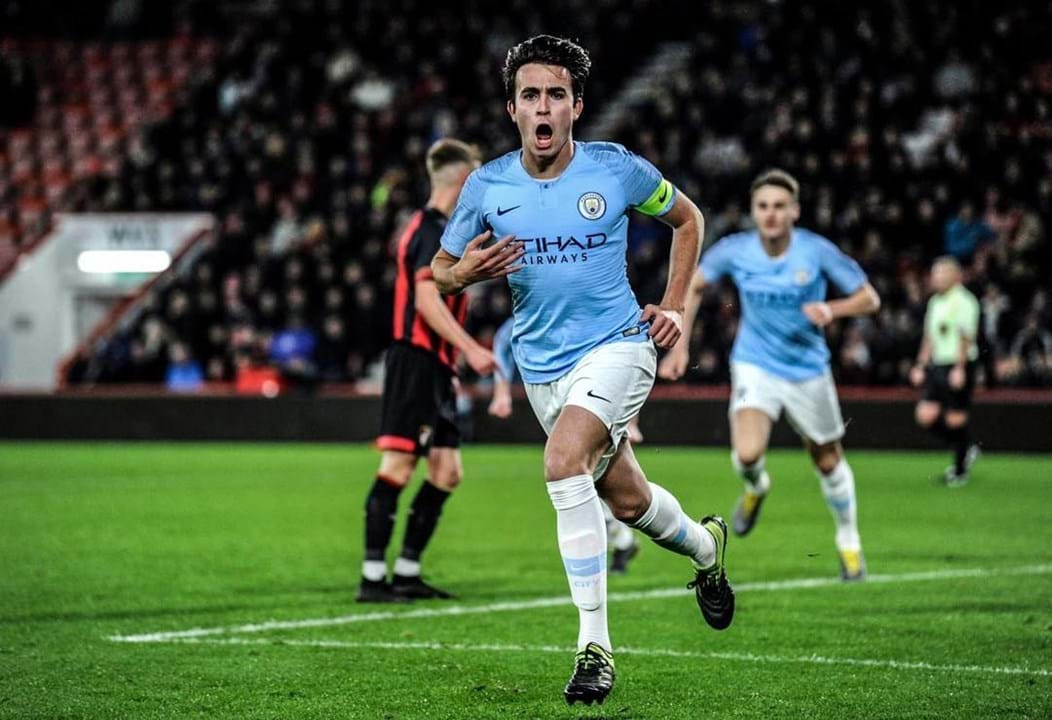 15º. Eric García, 18 anos, Defesa (Manchester City)