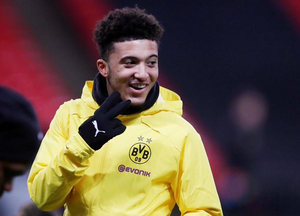 1º. Jadon Sancho, 18 anos, Avançado (Borussia Dortmund)