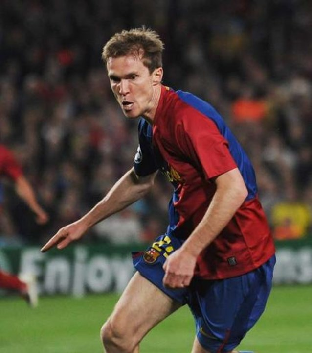 Alexander Hleb - Vestiu as cores do Arsenal e do Barcelona, tendo tido mais sucesso em Inglaterra