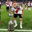 37º. Julián Álvarez, 19 anos, Avançado (River Plate)