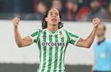 8º. Diego Laínez, 18 anos, Médio (Real Betis)