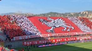 Perugia-Hellas Verona: Luta ao rubro na Série B