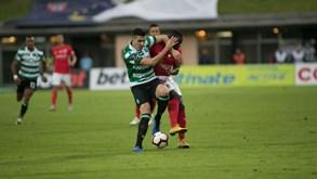 Sporting-Santa Clara: Leão volta a casa