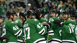 Dallas Stars-Vegas Golden Knights: NHL pela noite dentro