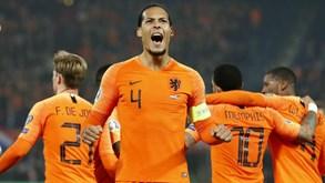 Holanda-Alemanha: Jogo grande em perspetiva