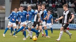 St Johnstone-St Mirren: Campeonato escocês não pára
