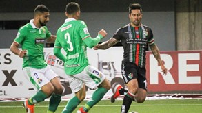 Palestino-Audax Italiano: A jogar sem parar no Chile