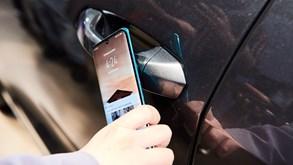 Já pode abrir e ligar o seu Audi com o smartphone da série P30 da Huawei