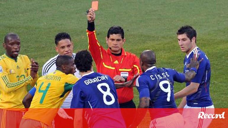 Resultado de imagem para Oscar Ruiz árbitro