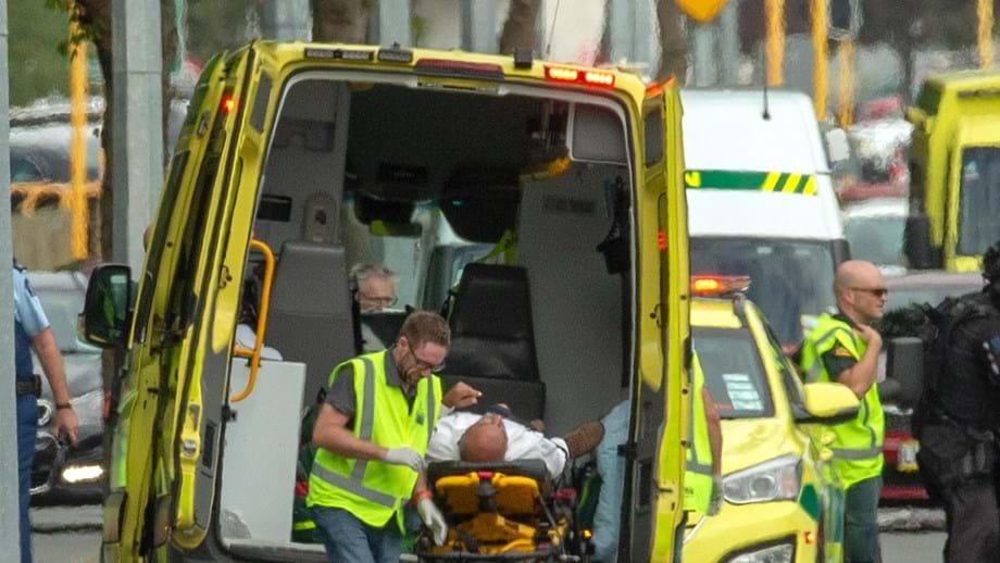 Atentado Na Nova Zelandia: Número De Mortos Em Atentado Na Nova Zelândia Sobe Para 50