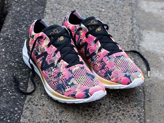 42c55466949 New Balance já apresentou modelo especial para a Maratona de Boston ...