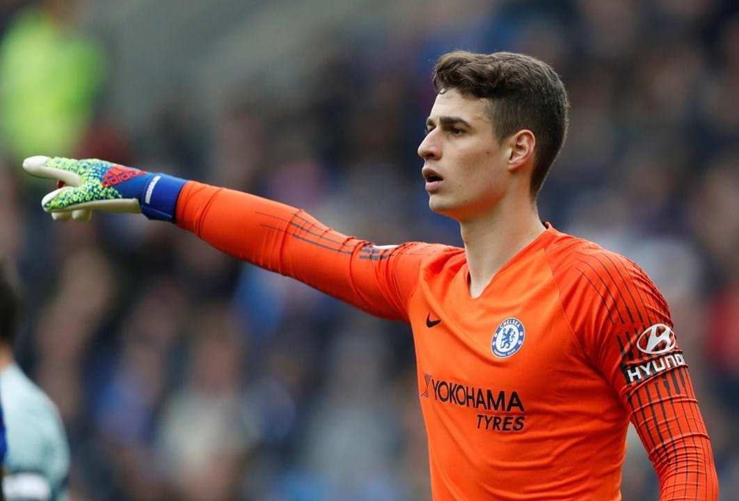 Kepa Arrizabalaga (Chelsea, 2018): 80 M€