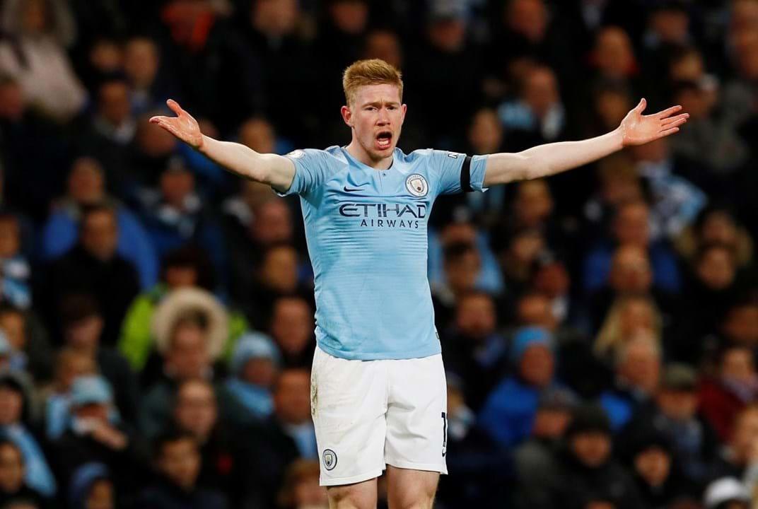 Kevin De Bruyne (Manchester City, 2015): 76 M€