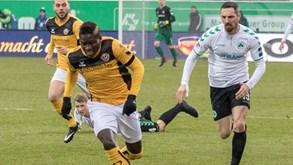 Calendario Bundesliga 2.Greuther Furth Dinamo Dresden Acerto De Calendario Na 2