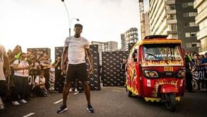 Usain Bolt mais veloz do que um tuk-tuk