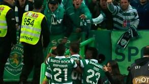 Sporting chega ao Jamor pela 29.ª vez