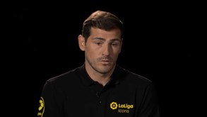 Casillas: «Zidane faz-me lembrar Del Bosque»
