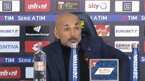 Spalletti aplaude regresso de Icardi na vitória frente ao Génova