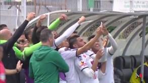 Insólito: Equipa marroquina quis imitar celebração de Balotelli... e deu-se mal